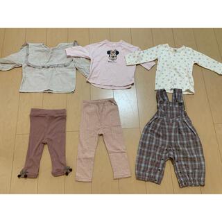 フタフタ(futafuta)のバースデイ子供服まとめ売り(Tシャツ)