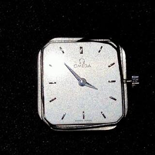 オメガ(OMEGA)のオメガ レディース クォーツムーブメント(腕時計)