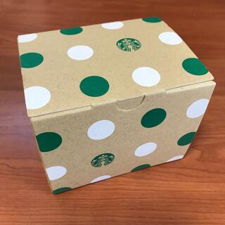 スターバックスコーヒー(Starbucks Coffee)のスターバックス ケーキ用箱(その他)