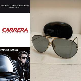 ポルシェデザイン(Porsche Design)のCARRERA × PORSCHE DESIGN VINTAGE サングラス(サングラス/メガネ)