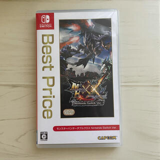 CAPCOM - モンスターハンターダブルクロス Nintendo Switch Ver. Bes