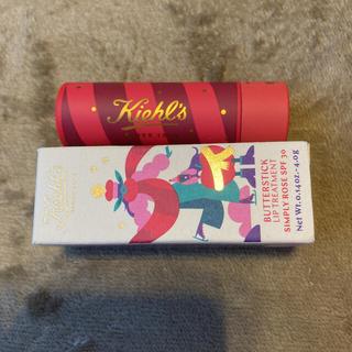 キールズ(Kiehl's)のキールズバタースティックローズ限定デザイン(リップケア/リップクリーム)