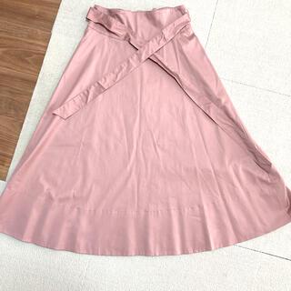 SHIPS for women - 新品未使用 SHIPS Aラインスカート