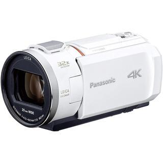 Panasonic - 新品未使用 Panasonic HC-VX2M-W