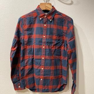 ギャップ(GAP)の#gap ボタンダウンシャツ(シャツ/ブラウス(長袖/七分))