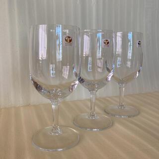 東洋佐々木ガラス - 【新品未使用】東洋ガラス ワイングラス 3客