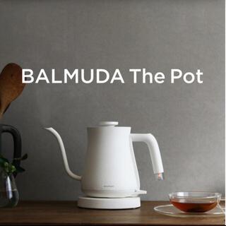 BALMUDA - バルミューダ ケトル 白