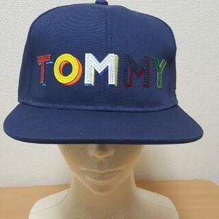 トミーヒルフィガー(TOMMY HILFIGER)のトミーヒルフィガー未使用 帽子(キャップ)