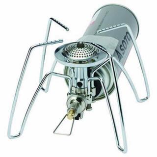シンフジパートナー(新富士バーナー)の極レア ソト SOTO シングルバーナー レギュレーターストーブ ST-310(調理器具)