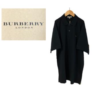 バーバリー(BURBERRY)の美品・未使用BURBERRY LONDON/ポロシャツ/M/バーバリー ロンドン(ポロシャツ)