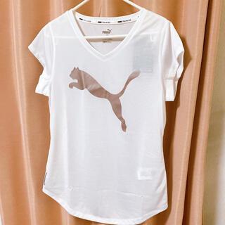 PUMA - プーマ トレーニングTシャツ Lサイズ