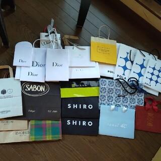 ドルチェアンドガッバーナ(DOLCE&GABBANA)のショッパー まとめ売り(ショップ袋)