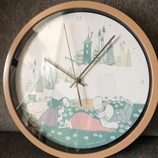 ムーミン 時計