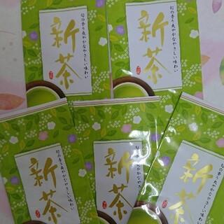静岡県産 深蒸し茶 100g5袋静岡茶(茶)