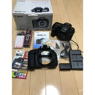 Canon - 超美品 canon eos 7d 初代 ボディ