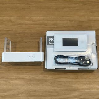 NEC - WiMAX WX06 本体+クレードル