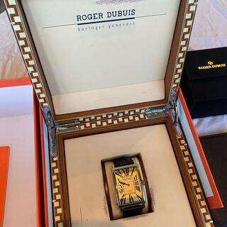 ROGER DUBUIS - ROGER DUBIS 時計