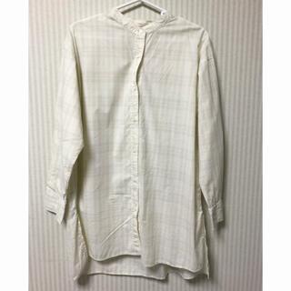 ショコラフィネローブ(chocol raffine robe)のビックシャツ【chocol raffine robe】(シャツ/ブラウス(長袖/七分))