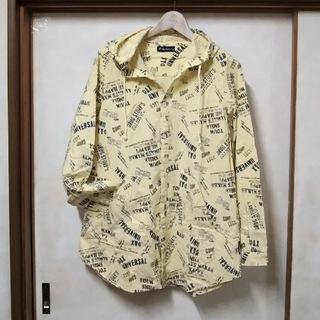 ドラッグストアーズ(drug store's)のdrug store's 長袖シャツパーカー 羽織りにも☆(シャツ/ブラウス(長袖/七分))