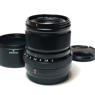 富士フイルム - XF50mm F2 Fujifilm フジフィルム