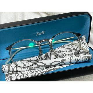 ゾフ(Zoff)のZoff CLASSIC クラシック レディース ラウンド ボストン メガネ(サングラス/メガネ)