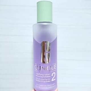 クリニーク(CLINIQUE)の本日限定【CLINIQUE】クラリファイングローション2 400mlボトル(化粧水/ローション)