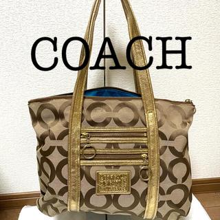 コーチ(COACH)のCOACH トートバッグ シグネチャー(トートバッグ)