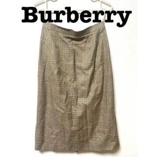バーバリー(BURBERRY)のBurberry ロングスカート(ロングスカート)
