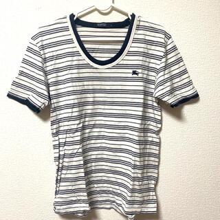 バーバリー(BURBERRY)のBurberry Tシャツ ポロシャツ(Tシャツ(半袖/袖なし))