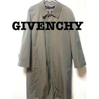 ジバンシィ(GIVENCHY)のGIVENCHY ロングコート ジャケット(チェスターコート)