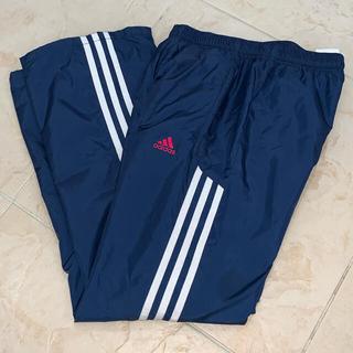 adidas - アディダス adidas ジャージ パンツ 150 防寒  裏起毛