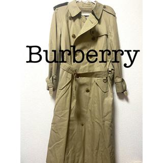 バーバリー(BURBERRY)のBurberry ベルト付きトレンチコート(トレンチコート)