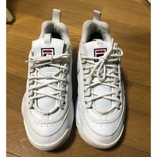 FILA - フィラ スニーカー オルチャン 韓国 厚底 fila