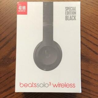 Beats by Dr Dre - Beats by Dr Dre SOLO3 WIRELESS マットブラック