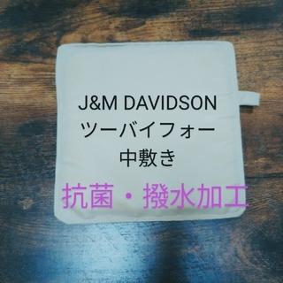 ジェイアンドエムデヴィッドソン(J&M DAVIDSON)のJ&M DAVIDSON2×4バッグ中敷き 撥水加工 ベージュ(ハンドバッグ)