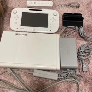 ウィーユー(Wii U)のNintendo Wii U WII U ベーシックセット(家庭用ゲーム機本体)