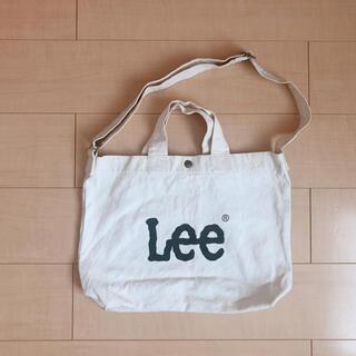 リー(Lee)のLee*キャンバス2WAYバッグ(ショルダーバッグ)