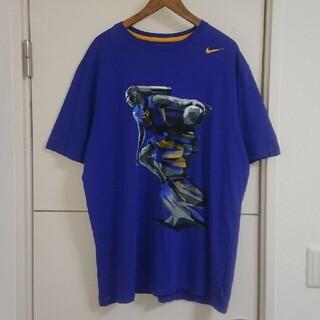 NIKE - NIKE Tシャツ NBA コービー・ブライアント 古着 ビッグシルエット