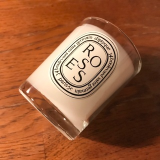 diptyque - 【送料込】外箱無・Roses diptyque candle 70g