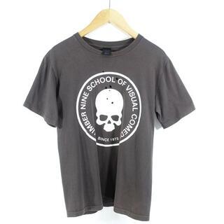 ナンバーナイン(NUMBER (N)INE)のNUMBER NINE TIME MIGRATION期 復刻 スカル Tシャツ(Tシャツ/カットソー(半袖/袖なし))
