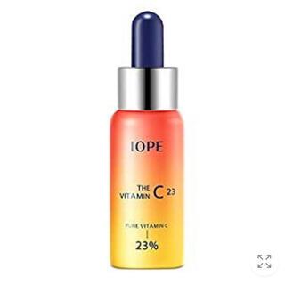 アイオペ(IOPE)の【新品未使用】アイオペ ザビタミンC23(美容液)