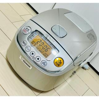ゾウジルシ(象印)の象印 炊飯器 3合炊き 日立 タイガー IH(炊飯器)