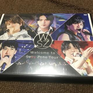 Sexy Zone - Welcome to Sexy Zone Tour(DVD) DVD