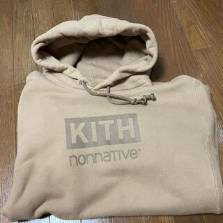 キース(KEITH)のKITH × nonnative パーカー(パーカー)