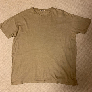 ビームス(BEAMS)のAURALEE オーラリー Tシャツ(Tシャツ(半袖/袖なし))