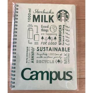 Starbucks Coffee - スタバ 25周年 スターバックス キャンパスリングノート