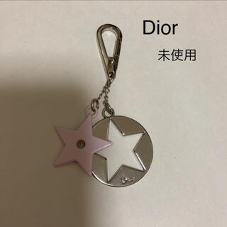ディオール(Dior)の未使用 Dior キーホルダー キーリング ストラップ(キーホルダー)