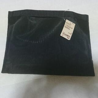 MUJI (無印良品) - 無印 バッグインバッグ 黒 A5