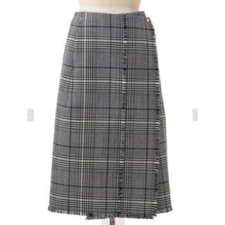 ドゥロワー(Drawer)のDRAWER ドゥロワー ラップスカート(ひざ丈スカート)