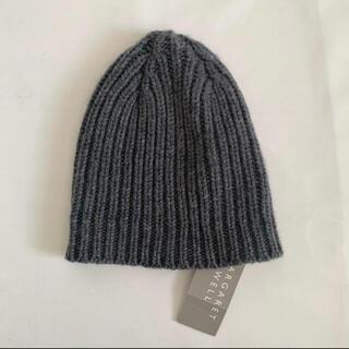 MARGARET HOWELL - 新品タグ付き MHL マーガレットハウエル カシミヤニット帽